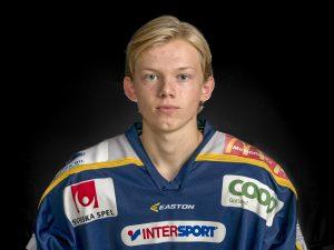 #17 Gustav Molander