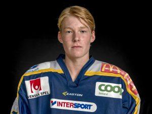 Hannes Smitterberg #21
