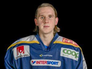 #9 Alex Johansson